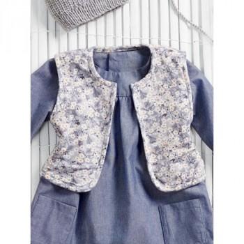Burda Style | Baby Waistcoat 09/2013 #142