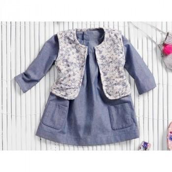 Burda Style | Baby Dress 09/2013 #147