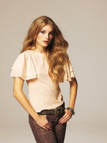 Burda Style | Retro Blouse 03/2012 #145