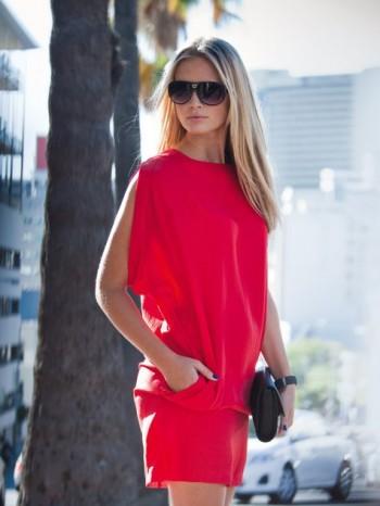 Burda Style | Dolman Dress 06/2012 #134
