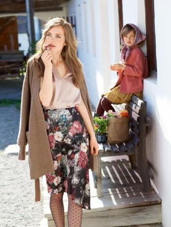 Burda Style | Godet Skirt 09/2013 #106