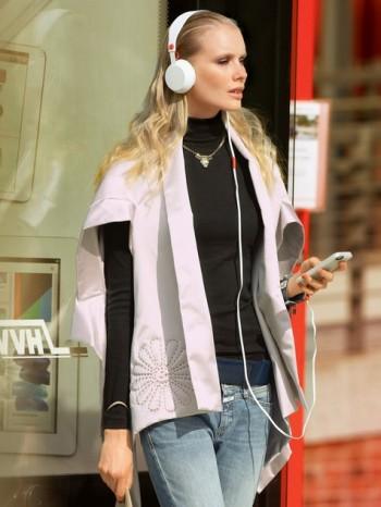 Burda Style | Flat Jacket 09/2013 #126