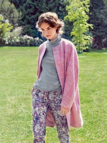 Burda Style | Cocoon Coat 10/2013 #103