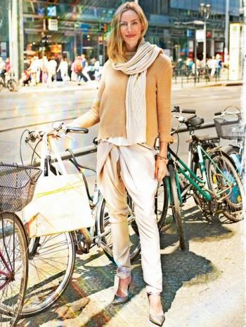 Burda Style | Wrap Trousers (Tall Size) 11/2013 #120