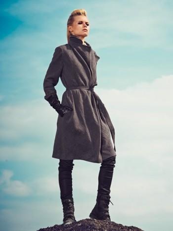 Burda Style | Linen Coat 11/2013 #102