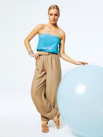 Burda Style | Strapless Jumpsuit 04/2012 #110C