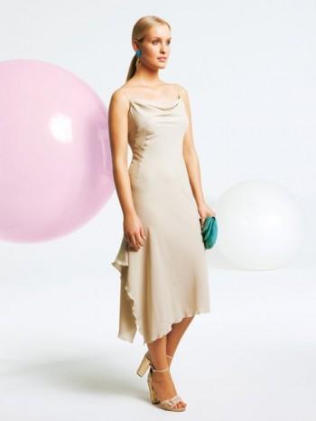 Burda Style | Featherweight Dress 04/2012 #128B