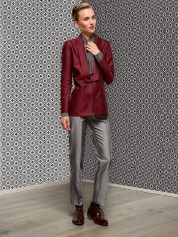 Burda Style | Peg Trousers 12/2013 #106
