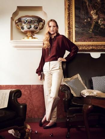 Burda Style | Inline Blouse 12/2013 #108