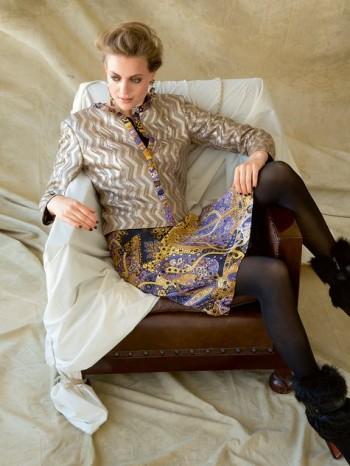 Burda Style | A Line Skirt 12/2013 #126