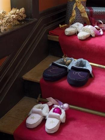 Burda Style | Children's Slippers 12/2013 #147AB