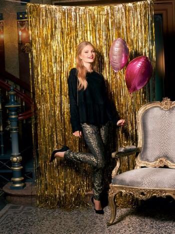 Burda Style | Baroque Trousers (Petite-Size) 01/2014 #110