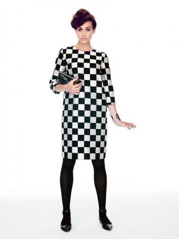 Burda Style | Mod Sheath Dress 01/2014 #121