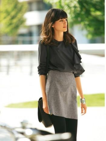 Burda Style | Blouse 12/2010 #121B