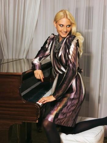 Burda Style | Wrap Dress 12/2010 #102B