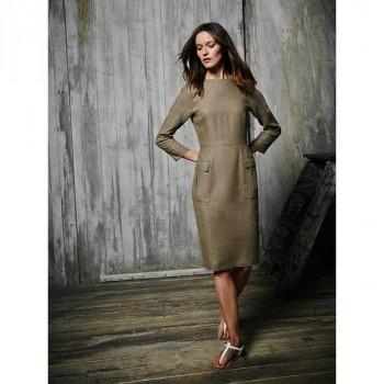 Burda Style | Cargo Pocket Dress 02/2014 #102