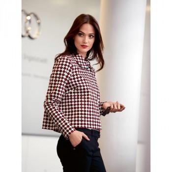 Burda Style | A Line 60s Jacket 02/2014#132