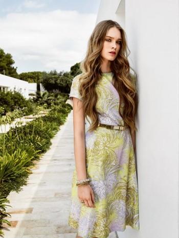 Burda Style | Tea Dress 02/2014#101