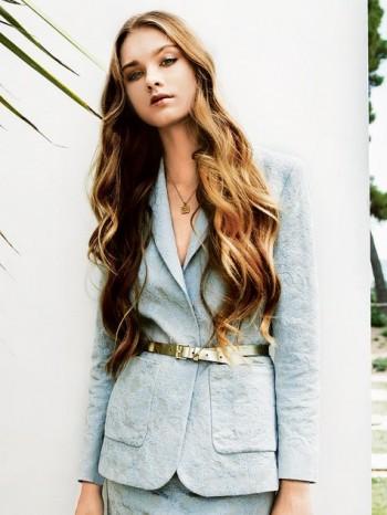 Burda Style | Slim Ladies' Jacket 02/2014#107