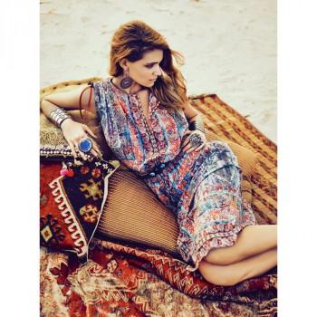 Burda Style | Smock Dress 04/2014 #127