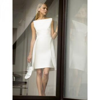 Burda Style   Wings Dress 04/2014 #108