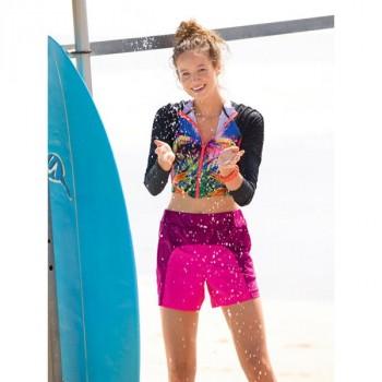 Burda Style | Contrast Sport Shorts 06/2014 #117