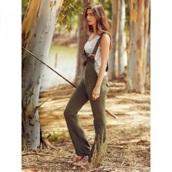 Burda Style | Bootcut Overalls 06/2014 #106