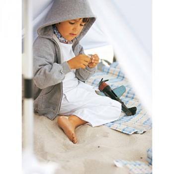 Burda Style | Boy's Hoodie Sweatshirt 05/2011 #138