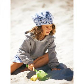 Burda Style | Girl's Hoodie Sweatshirt 05/2011 #137