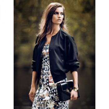 Burda Style | Bomber Jacket 05/2014 #110