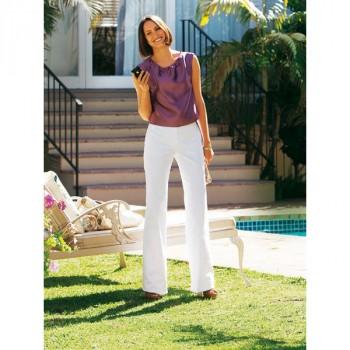 Burda Style | Bootcut Trousers (Petite-Size) 04/2011 #131