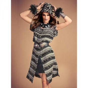 Burda Style | Caftan Dress 05/2014#102