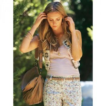 Burda Style | Crochet Waistcoat 04/2011#162