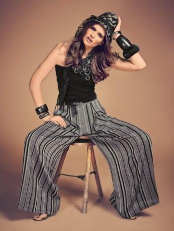 Burda Style | Gaucho Trousers 05/2014#121