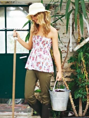 Burda Style | Princess Seam Skinny Trousers 03/2012#126A