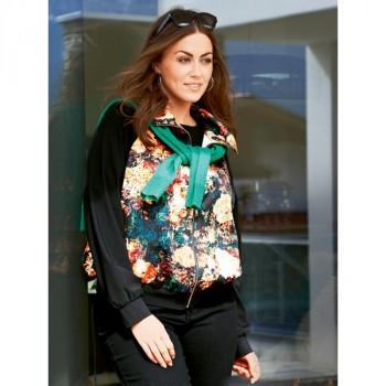 Burda Style | Blouson Jacket (Plus Size) 08/2014#134