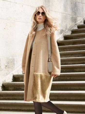 Burda Style | Round Coat 10/2013#102
