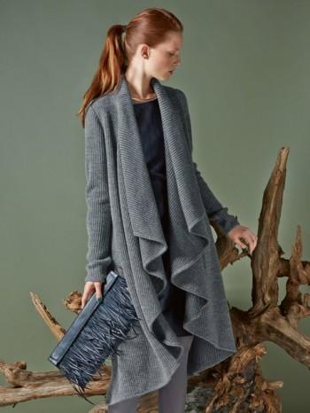 Burda Style | Drape Cardigan 10/2014#113