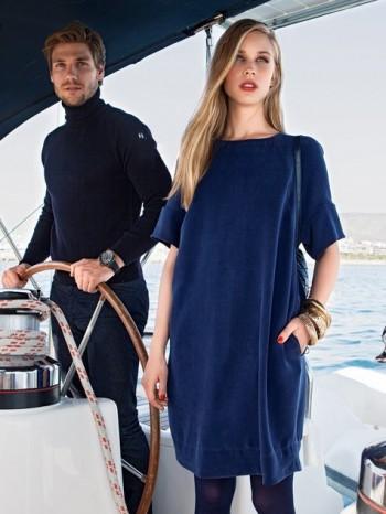 Burda Style | Raglan Tunic Dress 10/2014#127A