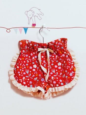 Burda Style | Drawstring Shorts 08/2014#145