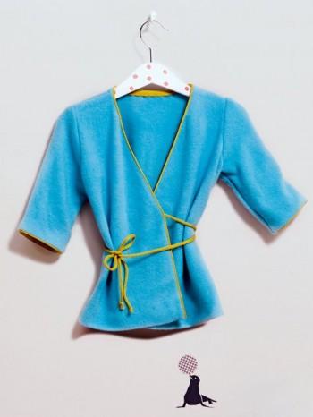Burda Style | Knit Robe 08/2014#143