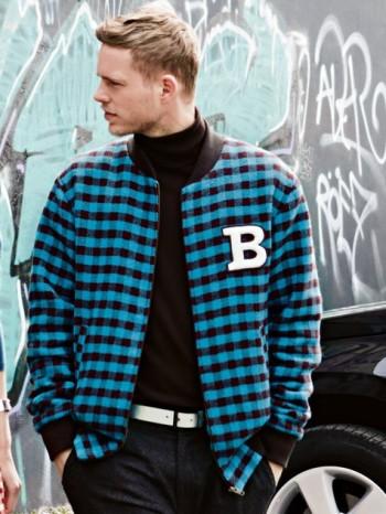 Burda Style | Letterman Jacket 09/2014 #134