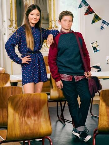 Burda Style | Kid's Sweatshirt 10/2014#143