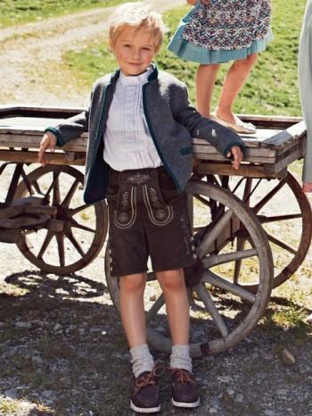 Burda Style | Boy's Military Jacket 09/2014#147