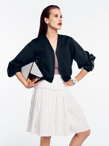 Burda Style | Wrap Skirt 07/2014#103