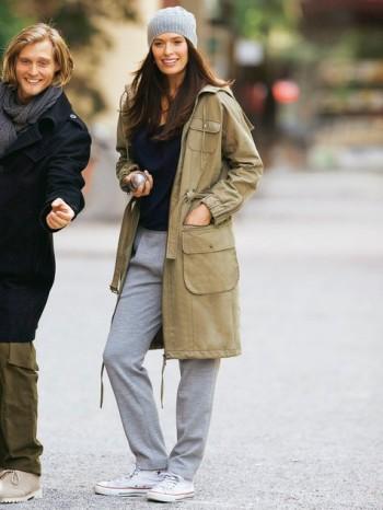 Burda Style | Jersey Sweatpants (Plus Size) 11/2011#136B