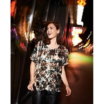 Burda Style | Ruffled Hem Tunic (Plus Size) 12/2014#141