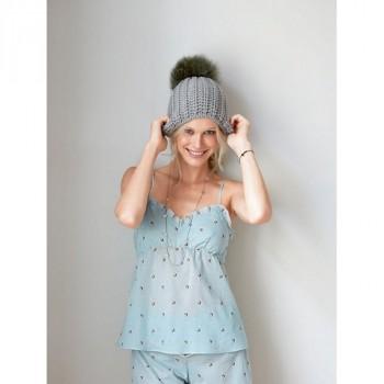 Burda Style | Empire Waist Camisole 12/2014#123