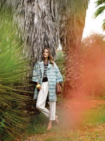 Burda Style | Classic Notched Collar Coat 02/2015#123