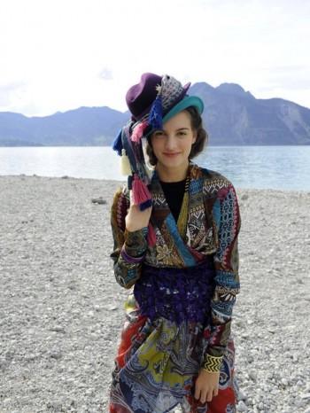 Burda Style | Lace Corset 09/2010 #125